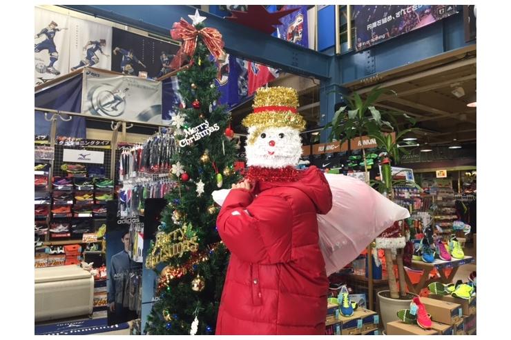 ANDOクリスマスイベント「ボール数当てクイズ!」当選者発表!!