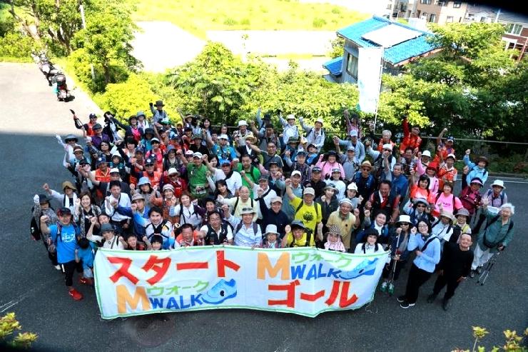 2016第3回 三浦・三崎ウォーキングフェスティバルに参加してきました♪