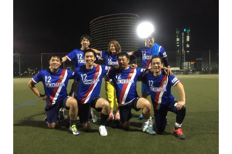 横浜F・マリノス様スポンサーフットサル大会