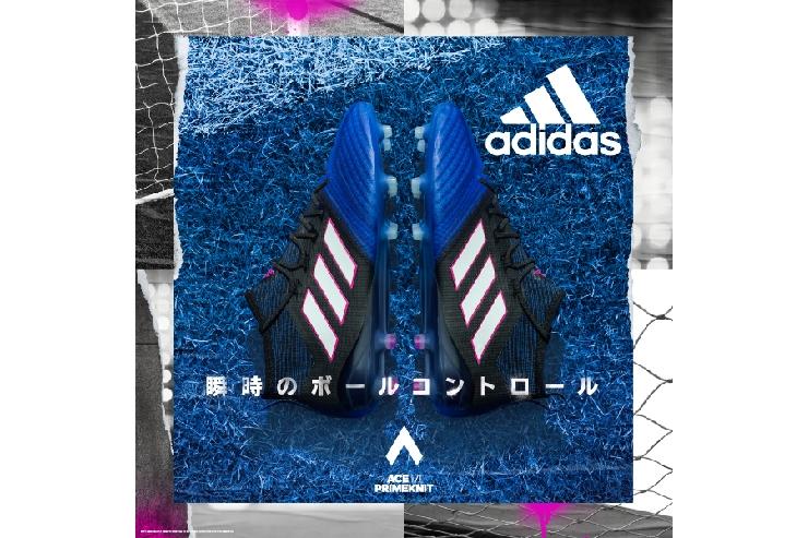 アディダス「Blue Blast」シリーズ1/26発売開始!!