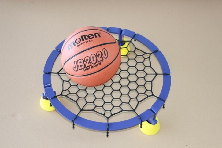 バスケ室内練習の秘密兵器「エアドリブル」入荷