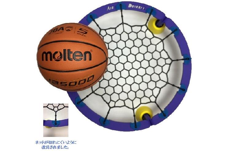お待たせいたしました!バスケ室内練習の秘密兵器「エアドリブル」再入荷!!