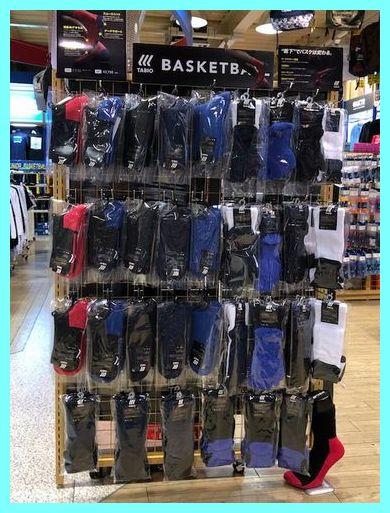 TABIOバスケットボールソックス発売!!